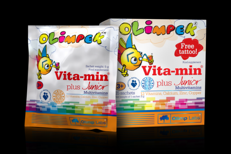 Olimp Labs Vita-min plus Junior