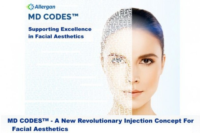 MD CODES™ - 8 POINT - NON–HIRURŠKI FACE LIFTING