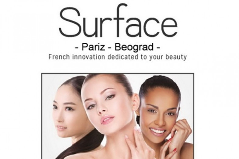 Surface glow - Za lifting i sjaj Vašeg lica